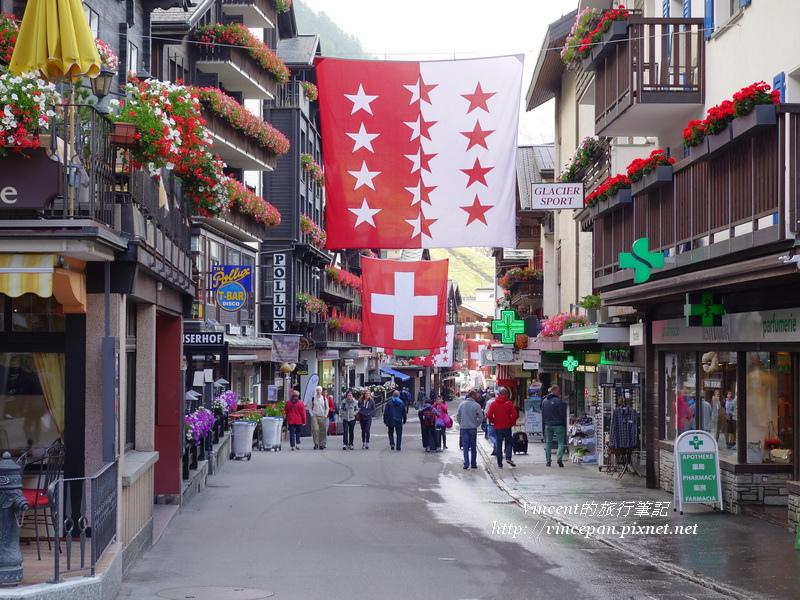班霍夫大街 州旗