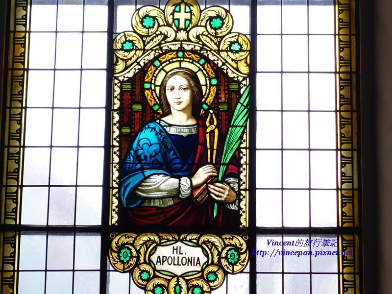 彩繪玻璃窗2