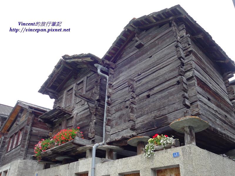 傳統木屋1