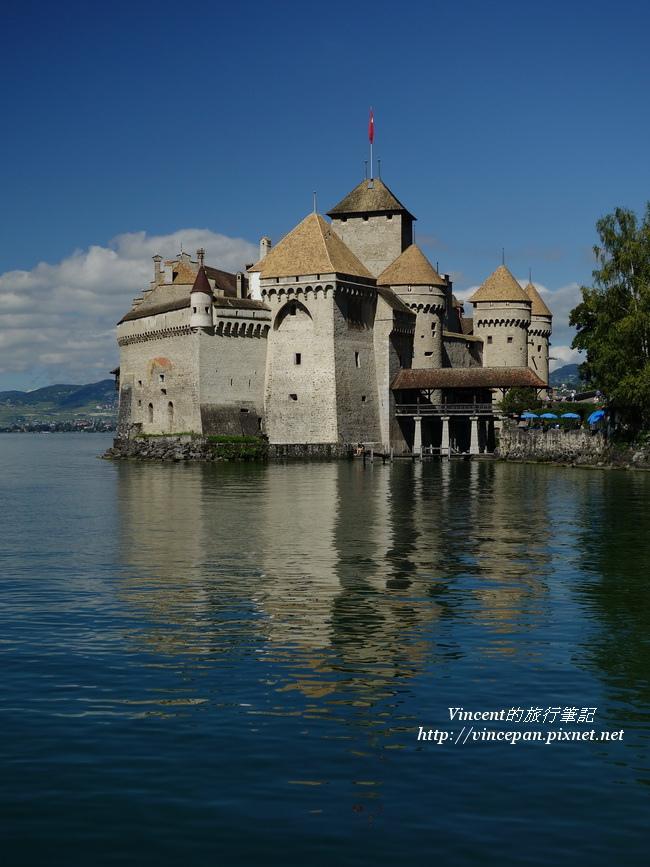 西庸古堡 蕾夢湖3