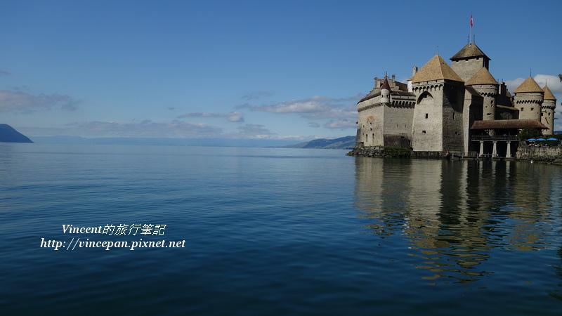 西庸古堡 蕾夢湖4
