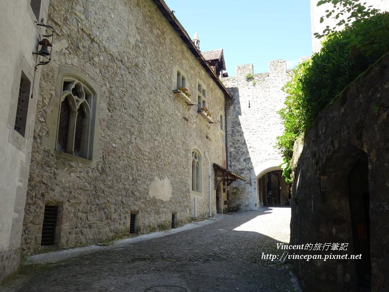 散步在古堡1