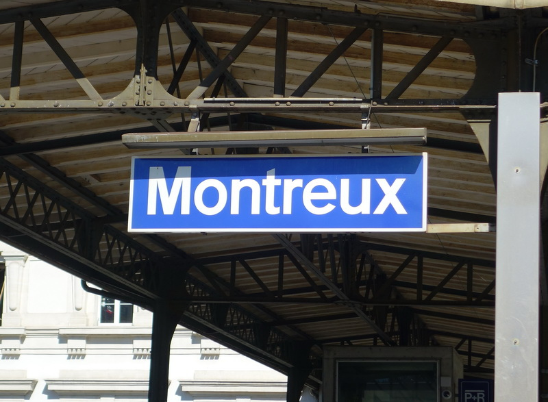 蒙特勒車站