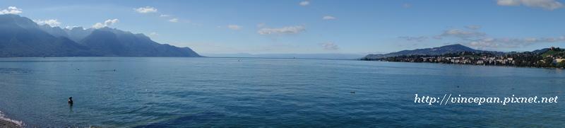 蕾夢湖 全景