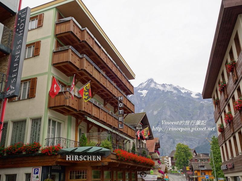 Hotel Hirschen Grindelwald