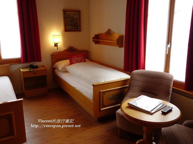 Hotel Hirschen room1