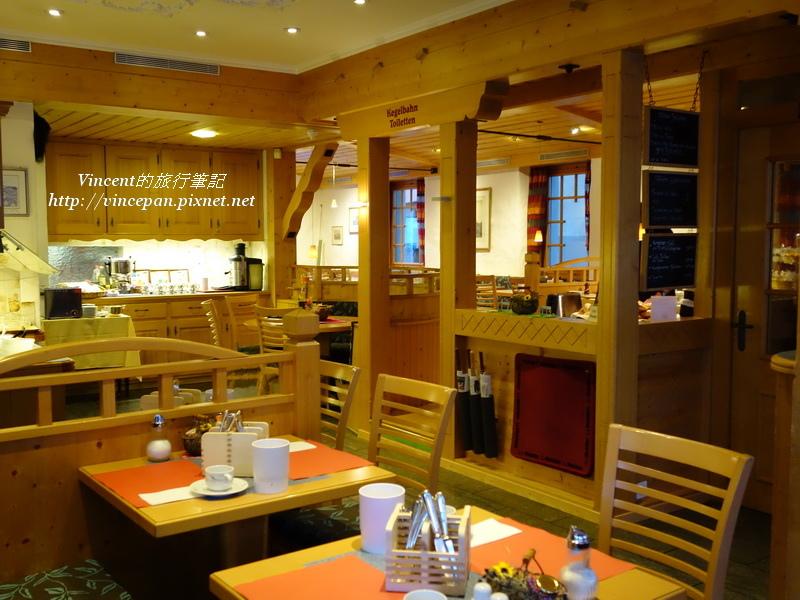 Hotel Hirschen餐廳