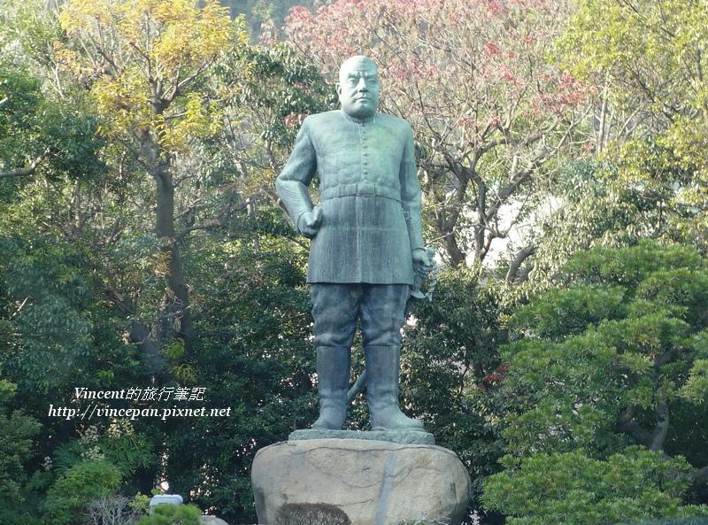 西鄉隆盛雕像