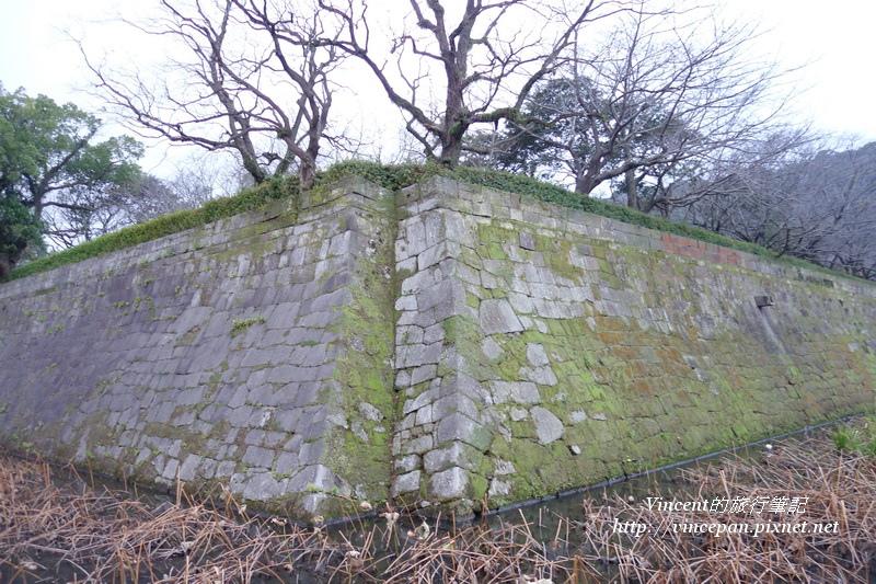 鶴丸城牆 1