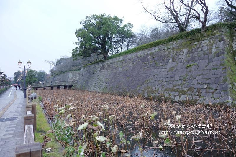 鶴丸城牆 2