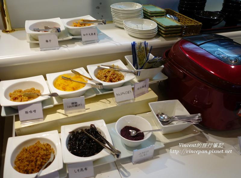 Silk Inn早餐2