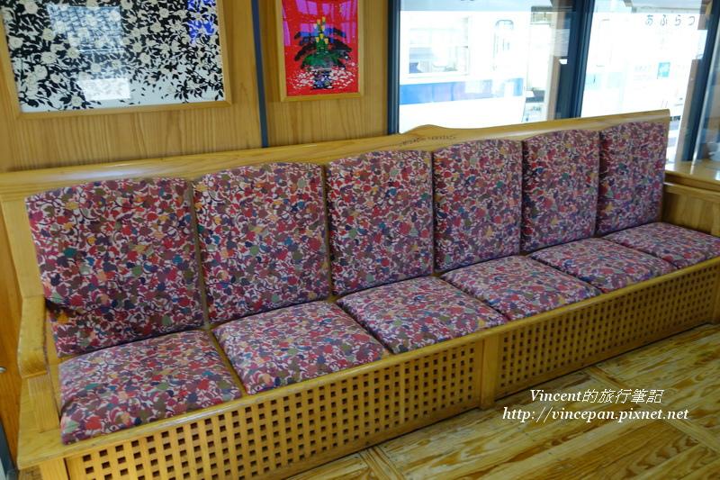 公共區的沙發