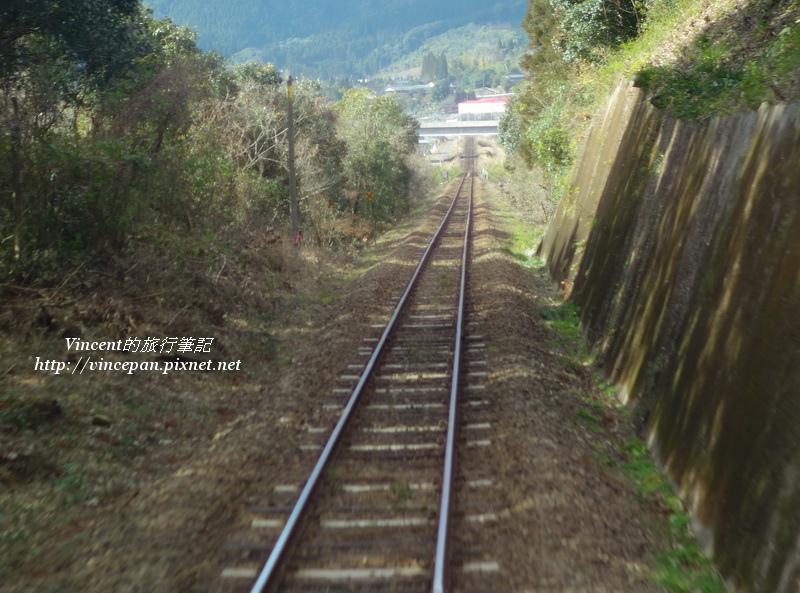 日本最長的直線軌道