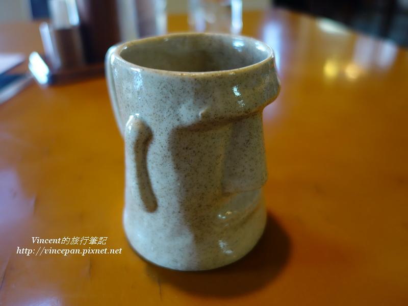 摩艾的杯子