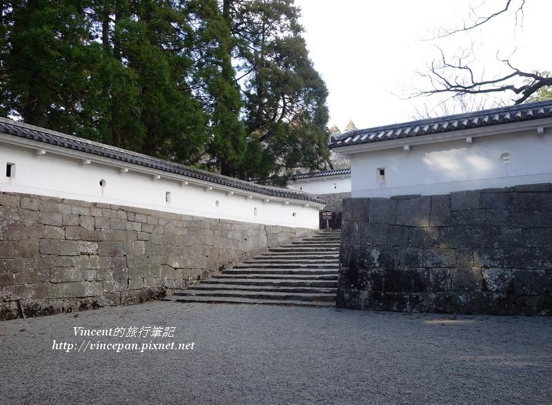 城牆和石階1