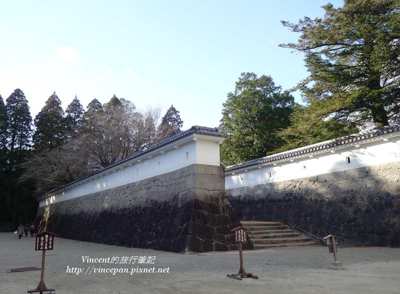 城牆和石階3