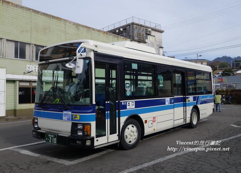 宮崎交通的巴士