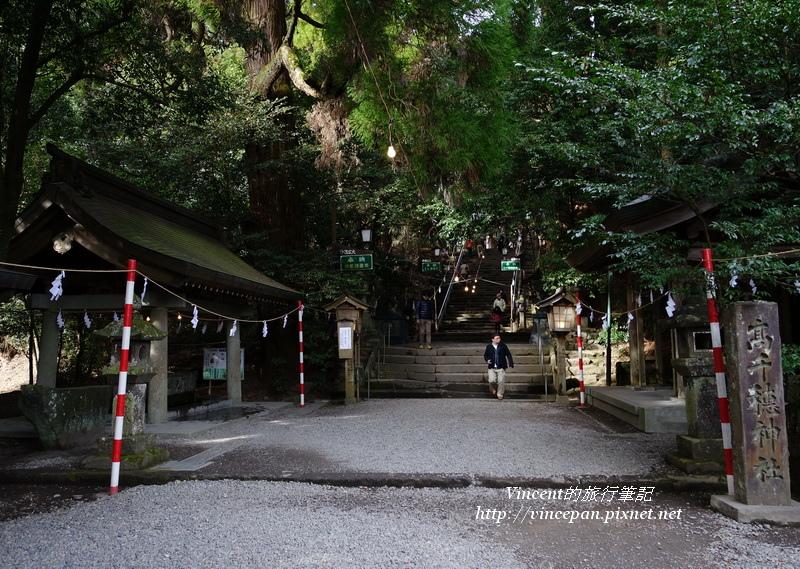 高千穗神社入口