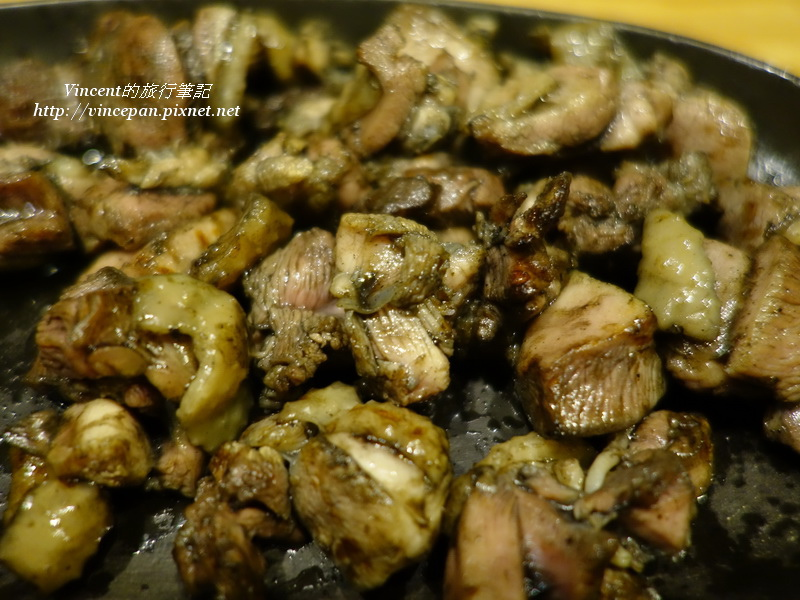 炭火燒地頭雞2