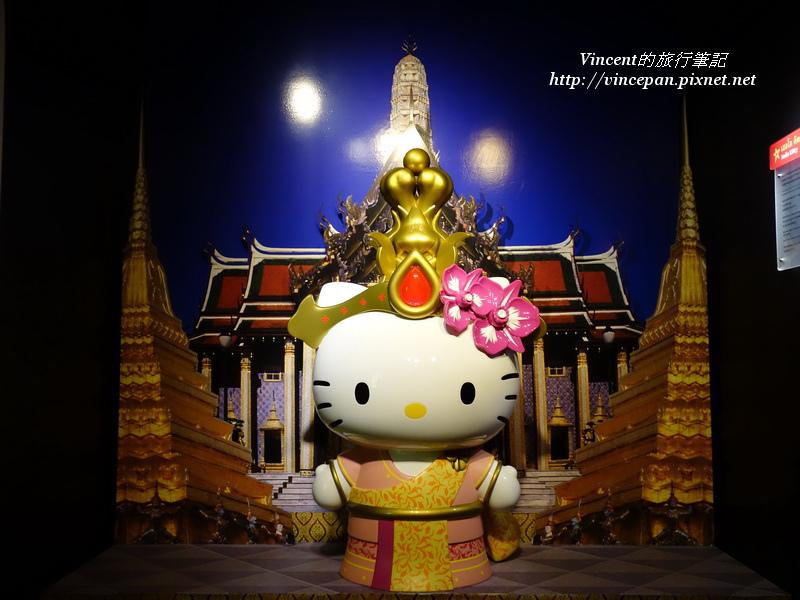 泰國版的Hello Kitty