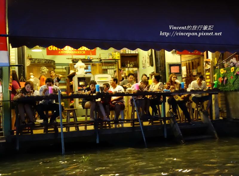 河岸夜景1