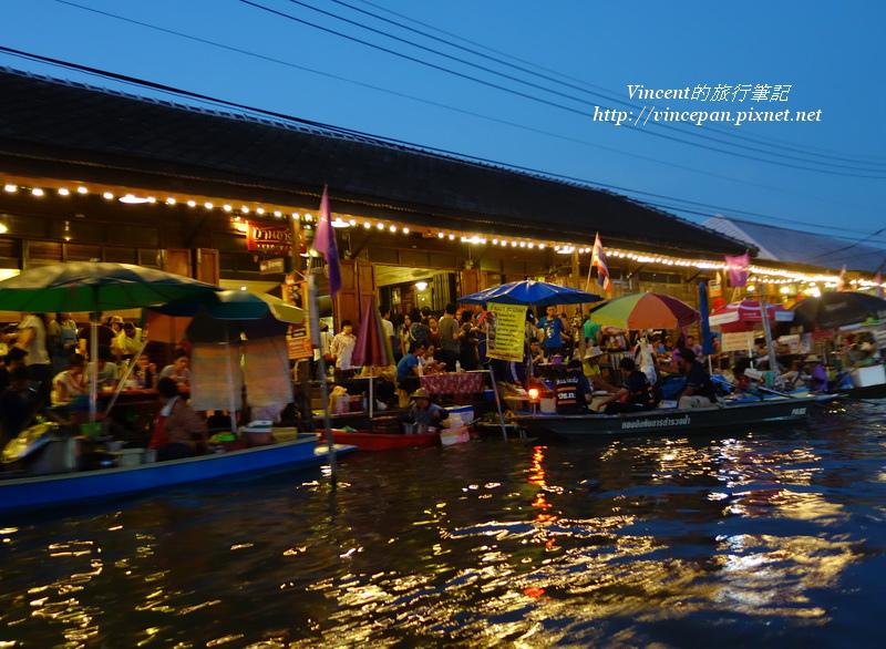 河岸夜景2