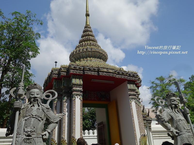 臥佛寺入口