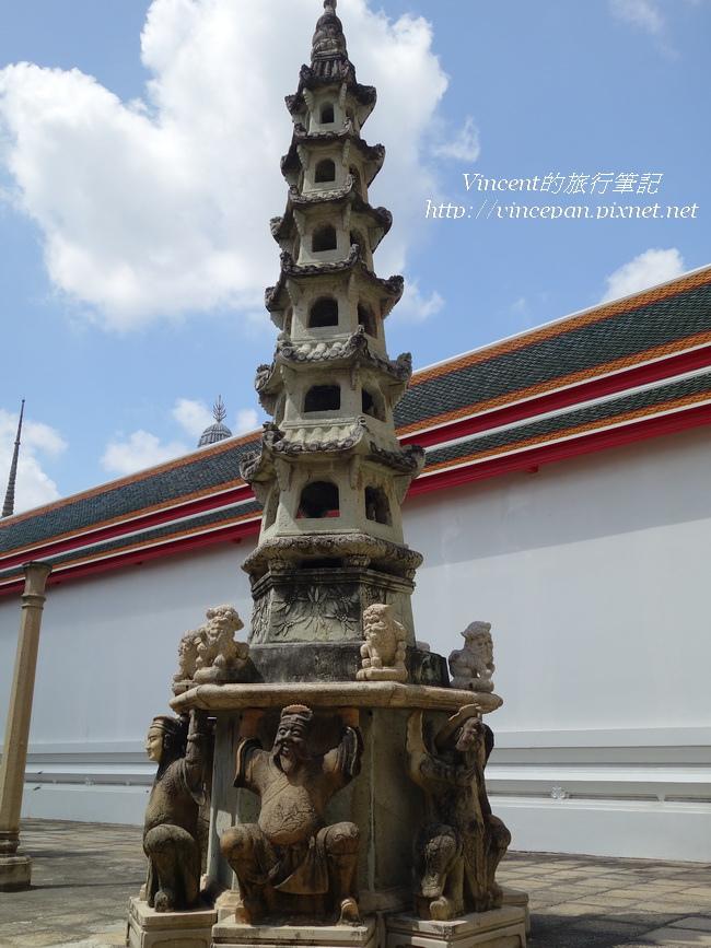 中國式的寶塔