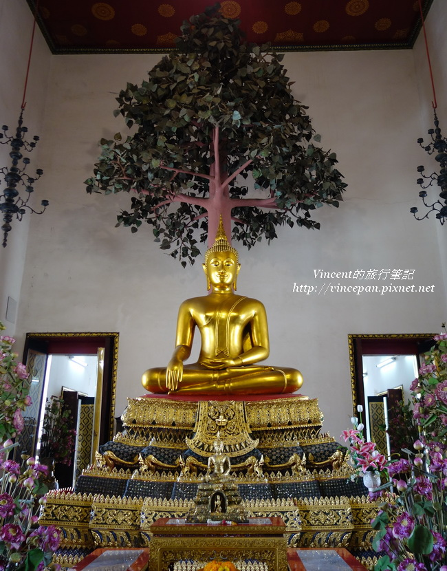 各佛殿的佛像