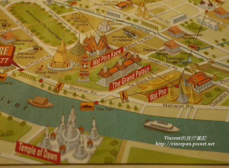 大皇宮地圖
