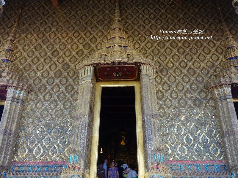 玉佛寺大門