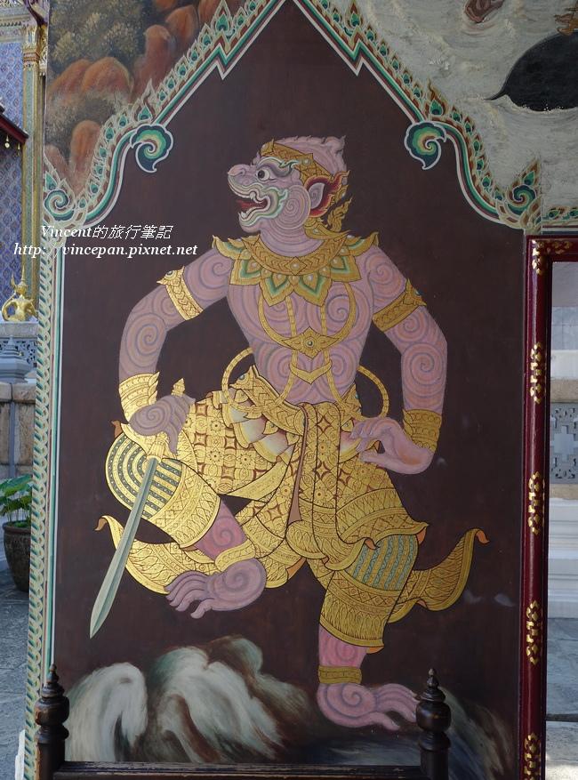 神猴哈努曼畫像2