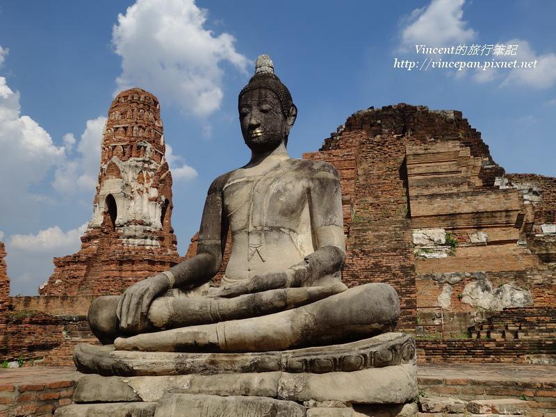 瑪哈泰寺 佛像