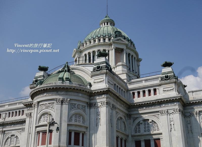 舊國會大廈屋頂