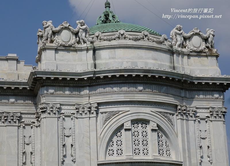 舊國會大廈屋頂裝飾