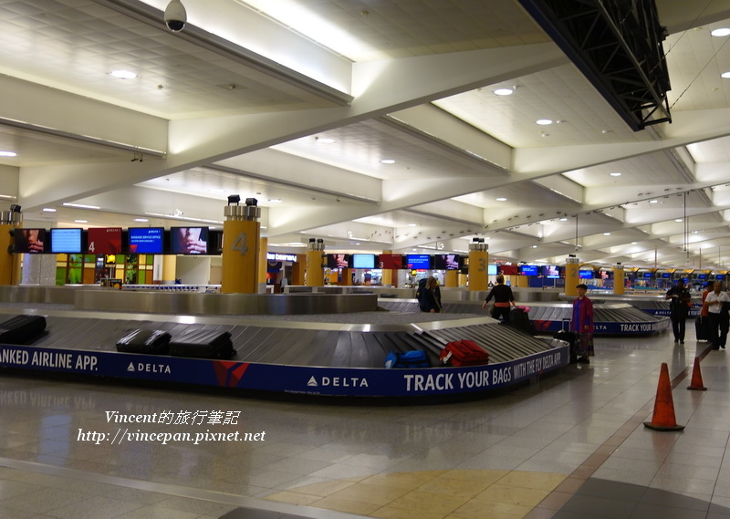 亞特蘭大機場行李處