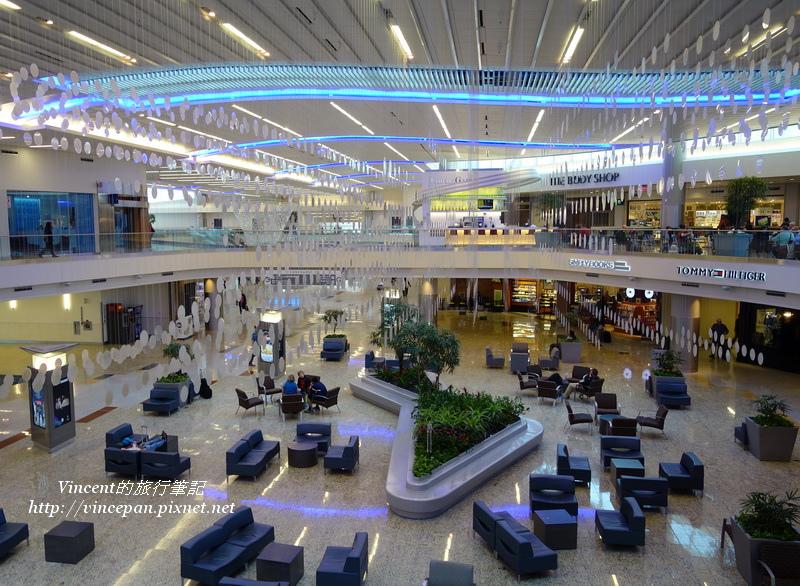 亞特蘭大機場出境大廳1