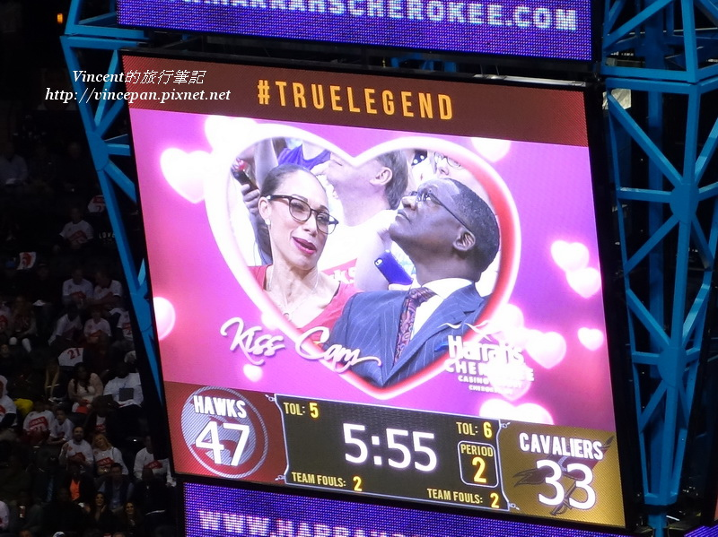 Dominique Wilkins Kiss CAM