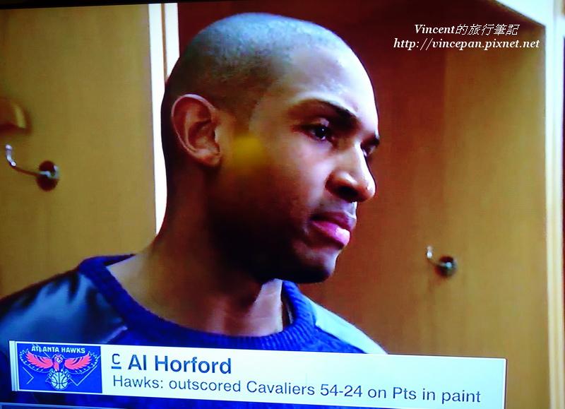 Al Horford受訪