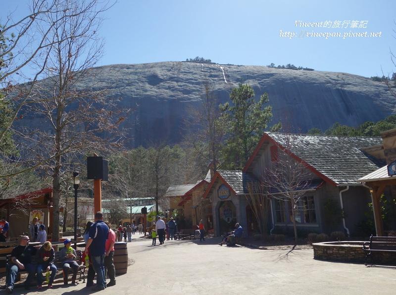 Stone Mountain Park園區