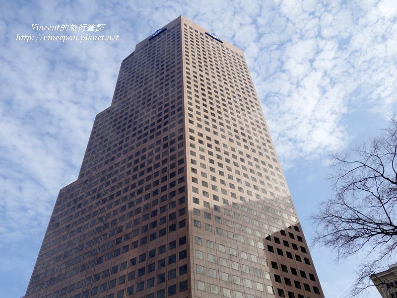 市中心大樓