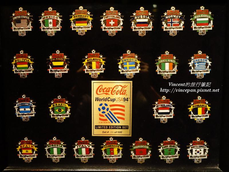 世足賽紀念章