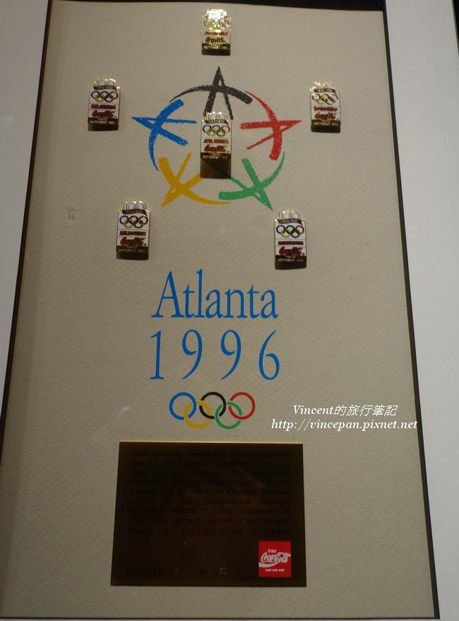 亞特蘭大奧運紀念章