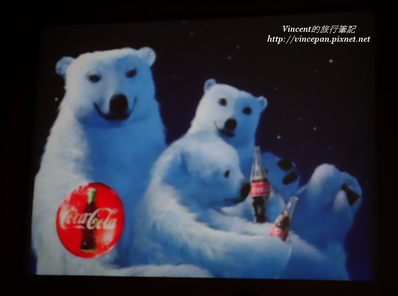 北極熊廣告