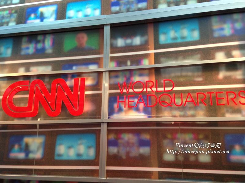CNN的總部