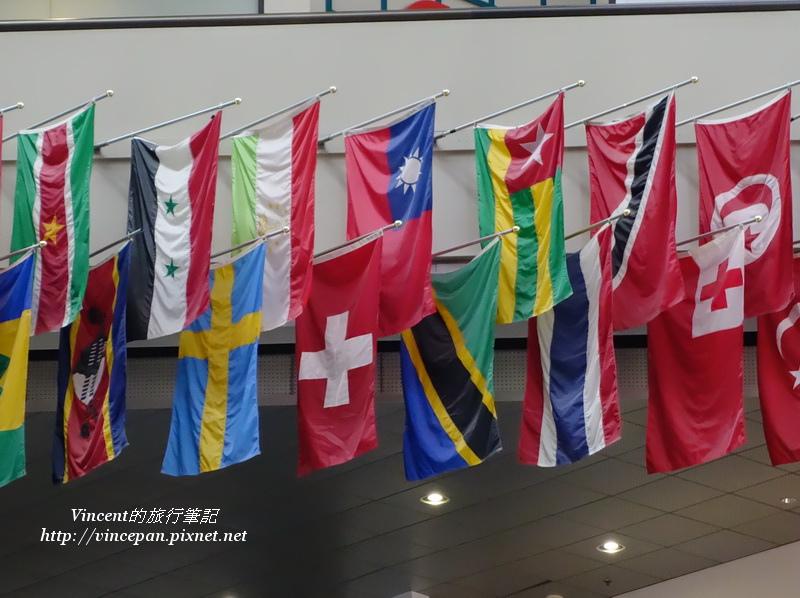 各國的國旗