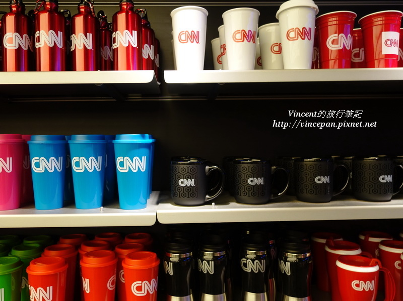 CNN紀念品 杯子