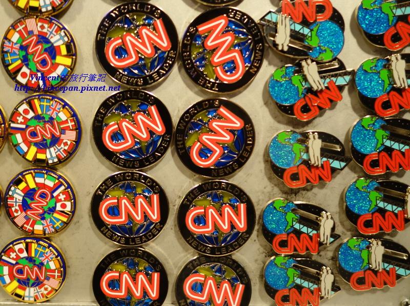 CNN紀念品