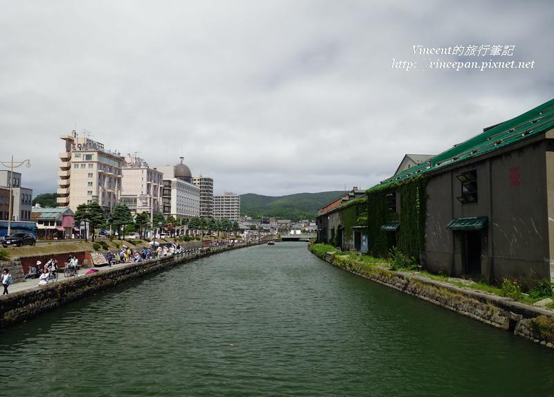 小樽運河 倉庫
