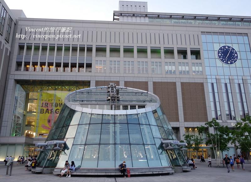 札幌駅大樓